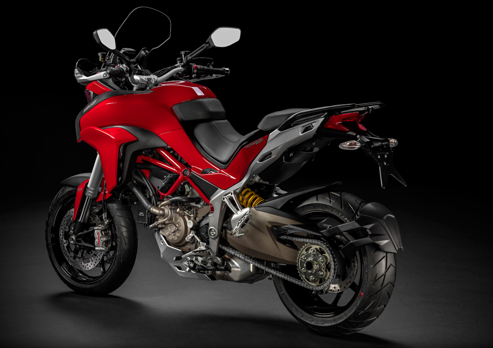 Ducati Multistrada 1200 S (2015 - 17) (3)