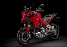 Ducati Multistrada 1200 ABS (2015 - 17)