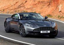 Aston Martin: 7 nuovi modelli in 7 anni, eccoli!