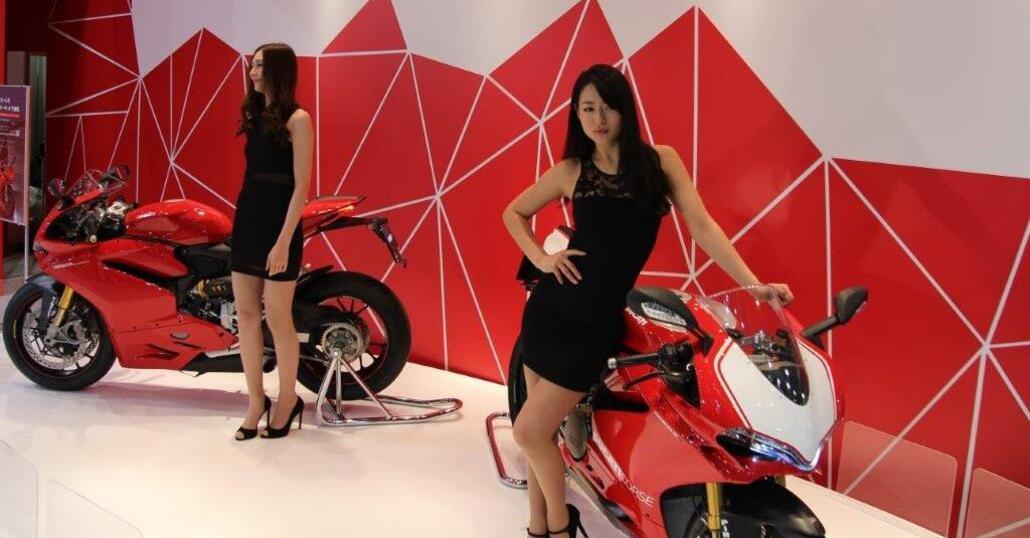 42° Tokyo Motorcycle Show, la fotogallery