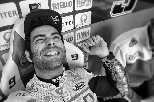 MotoGP. Le foto più spettacolari del GP di Germania (8)