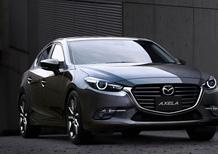 Mazda Axela: in Giappone si anticipa il restyling della 3
