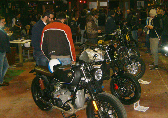 BMW Contest: le special a Motorcycles Academy Roma