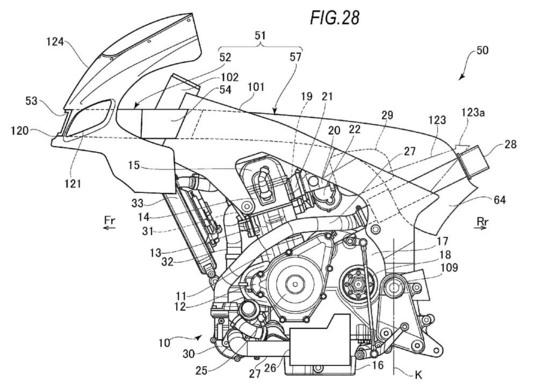 Suzuki brevetta la sua tecnologia turbo