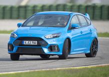 Ford Focus RS: l'Australia chiede la disabilitazione del Drift Mode