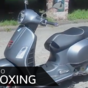L'unboxing di Matteo: Vespa 300 GTS Supersport
