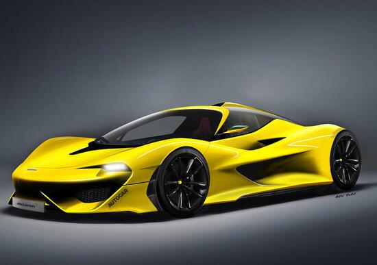 McLaren, in arrivo una nuova hypercar?