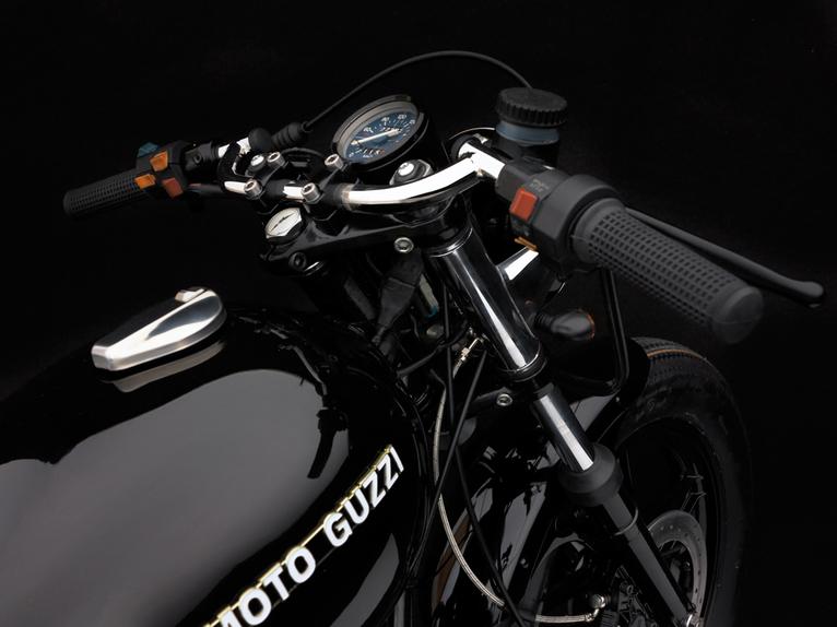 venier moto guzzi v65 diabola - news - moto.it