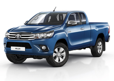 Toyota Hilux Pick-up (2005->>)