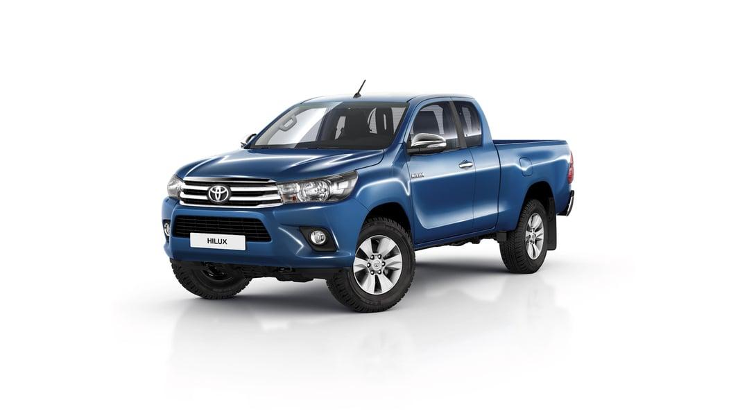 Toyota Hilux Pick-up (2005->>)