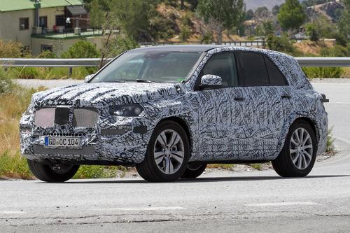 Mercedes GLE 2018 (2)