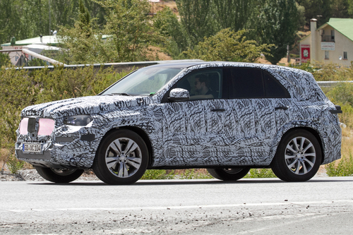 Mercedes GLE 2018 (6)