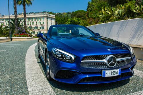 Mercedes-Benz SL restyling (W231): le foto più spettacolari (5)