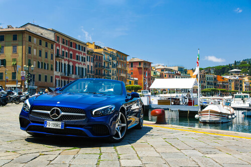 Mercedes-Benz SL restyling (W231): le foto più spettacolari (7)