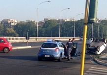 Roma, sharing-incidente: Car2go si scontra con Enjoy