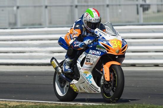 Manfredi in Supersport