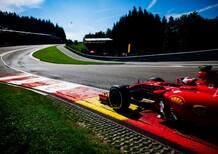 GP Belgio F1 2016, Pneumatici: definite le scelte dei piloti