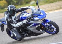 Yamaha YZF-R3.  Il video della nostra prova
