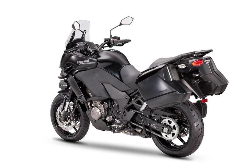 Kawasaki Versys 1000 Tourer Plus ABS (2015 - 16) (4)