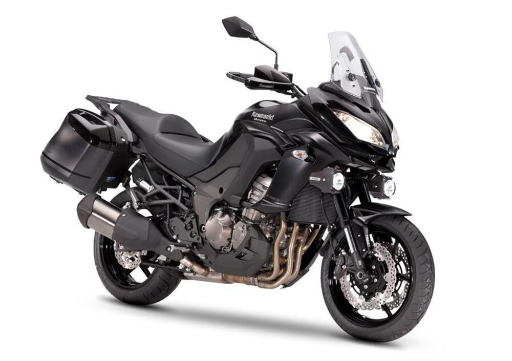 Kawasaki Versys 1000 Tourer Plus ABS (2015 - 16) (3)