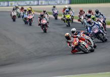 CIV. Spettacolare debutto di campionato a Misano