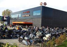 "Harley-Davidson Parma e la 2a ""Italy 500 Miles"""
