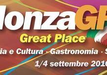 GP Italia F1 2016, Eventi: la città si accende con MonzaGP