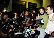 Questa sera: Built In Garage da Ciapa la moto