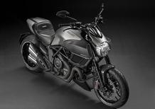 Ducati Diavel Titanium. Ora disponibile nei concessionari