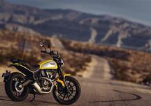 Ducati Scrambler è la moto più venduta del mese