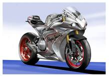 Norton, la supersportiva V4 in arrivo ai saloni autunnali