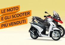 Mercato ad aprile: molto bene le moto, scooter in pareggio. Le Top 100