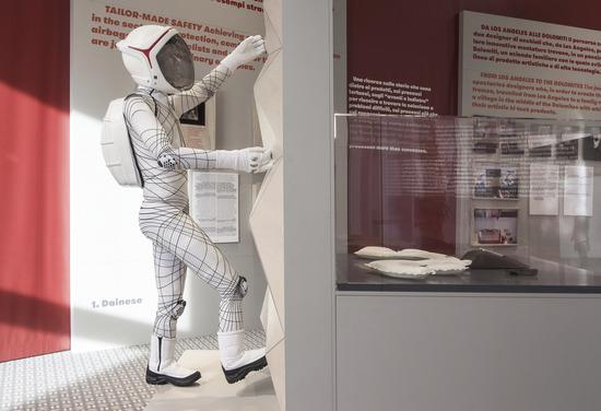 Dainese in mostra alla 56esima Esposizione d'Arte della Biennale di Venezia