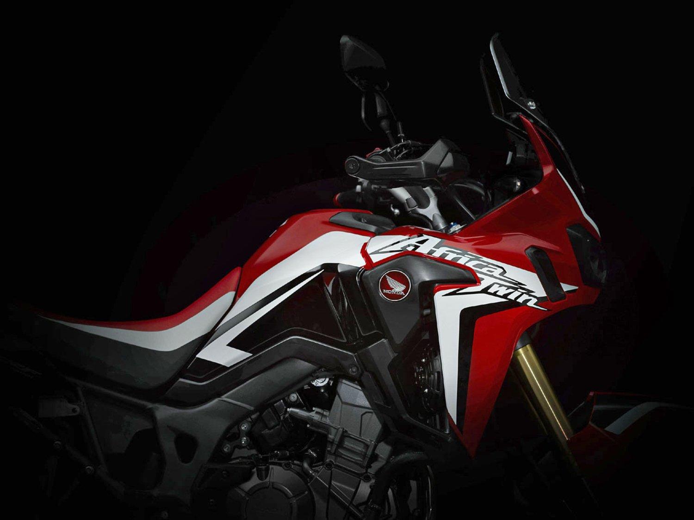 Honda Africa Twin CRF1000L 2015