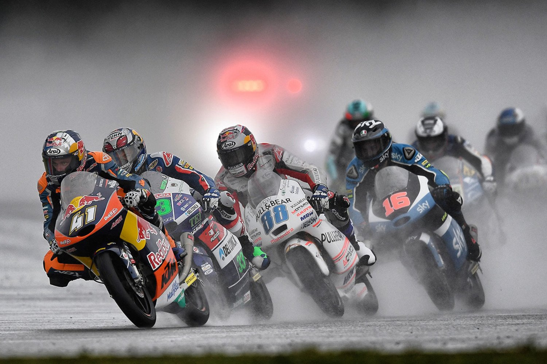 MotoGP. Le foto più belle del GP di Brno