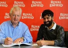 Royal Enfield ha comprato Harris Performance e punta alla leadership