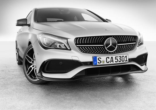 Mercedes-AMG CLA: un look ancor più sportivo