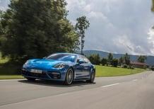 Porsche Panamera Turbo 2017 [Video prime impressioni]