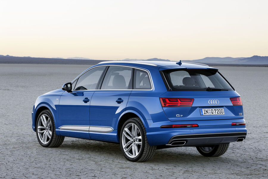 Audi Q7 3.0 TDI 218 CV ultra quattro tiptronic Business (2)