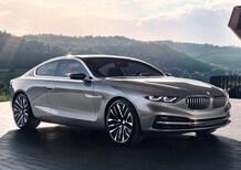 BMW Serie 7: allo studio una versione coupé?