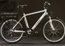 Sabato 23 maggio: Pogliani inaugura il  corner Etropolis bici elettriche