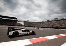 WEC 2016, 6 Ore del Messico: vince Porsche