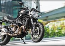 Ducati Monster 821 Dark ABS (2014 - 16)