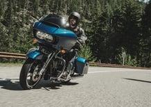 Harley-Davidson Discover More Tour 2015 al Tuscany Regional Rally di Montecatini