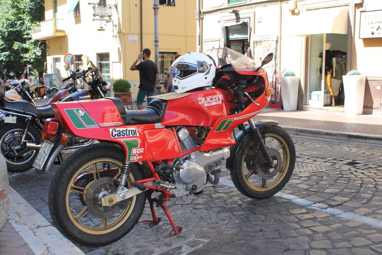 Passamonti Day: moto e sidecar protagonisti