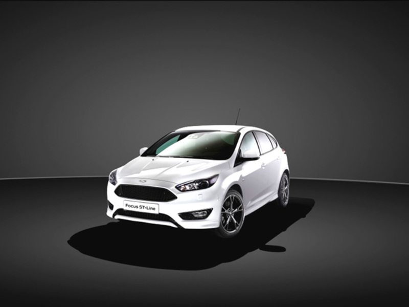 Ford Focus 1.0 EcoBoost 125 CV Start&Stop ST Line
