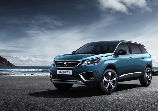 Nuova Peugeot 5008 Il Debutto Al Salone Di Parigi Saloni Automotoit