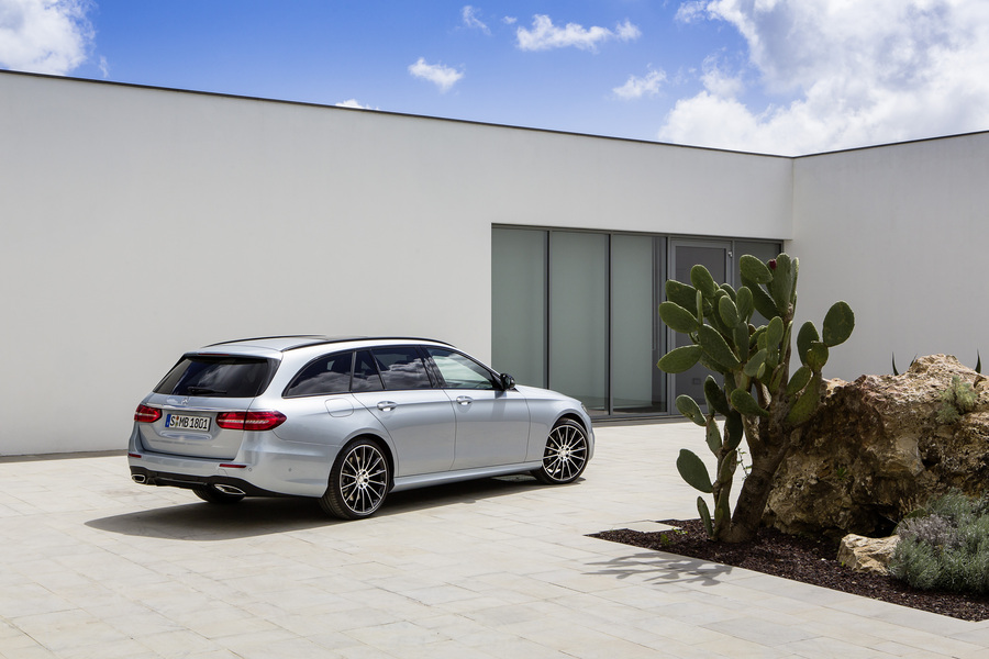 Mercedes-Benz Classe E Station Wagon (5)