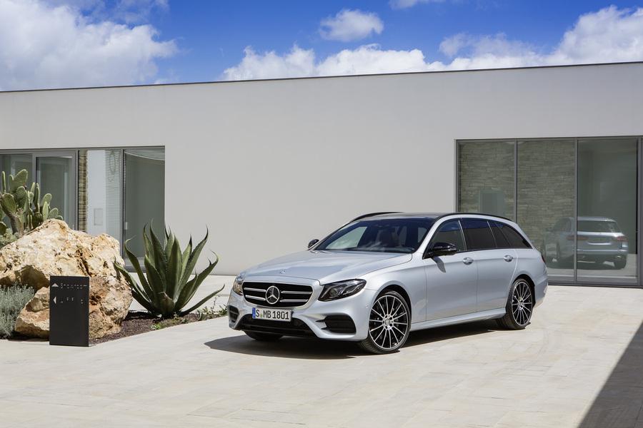 Mercedes-Benz Classe E Station Wagon (3)