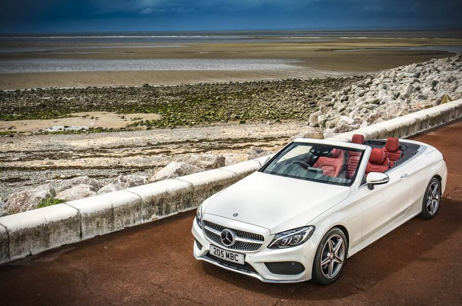 Mercedes-Benz Classe C Cabrio (2)